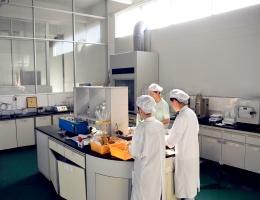 趣园食品化验室—把控食品安全