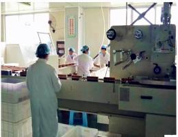 趣园食品-饼干生产线