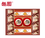 月饼OEM代加工,货比三家后还是选择了广东月饼生产厂家趣园