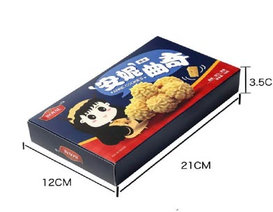 趣园加拿大进口皇冠76克曲奇珍妮曲奇整箱批发进口零食铁罐曲奇饼干