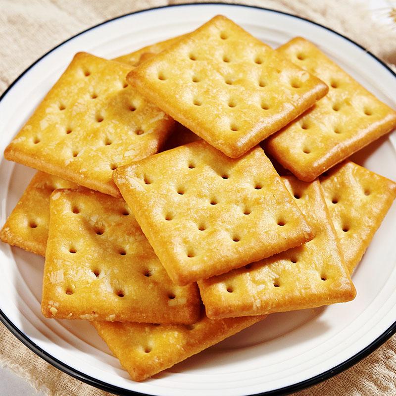 饼干厂家批发800克趣园花生香酥饼干休闲饼干