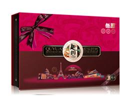 趣园欢乐时光月饼500克月饼礼盒