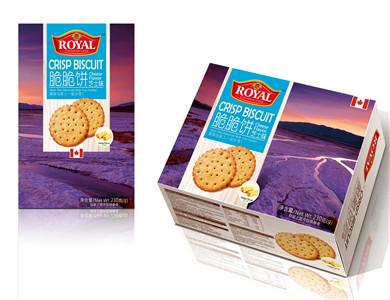 趣园芝士味脆脆饼230克厂家直销批发(美味与家人一起分享)
