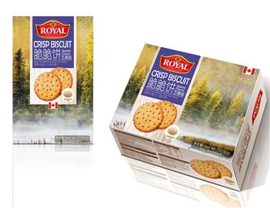 趣园芝麻味脆脆饼230克(美味与家人一起分享)
