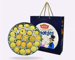 加拿大皇家进口曲奇饼干进口食品批发