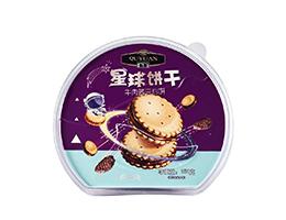 趣园 150克牛肉酱夹心饼干厂家直销批发