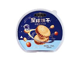 趣园 150克星球饼干厂家代理饼干代加工