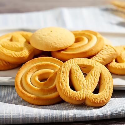 出口丹麦曲奇饼干